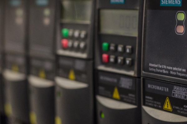 Siemens Frequenzumformer
